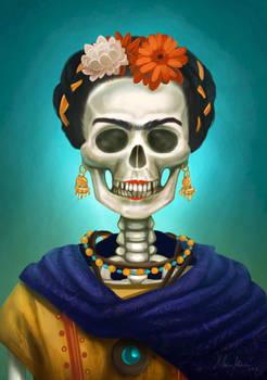 Frida, La Catrina
