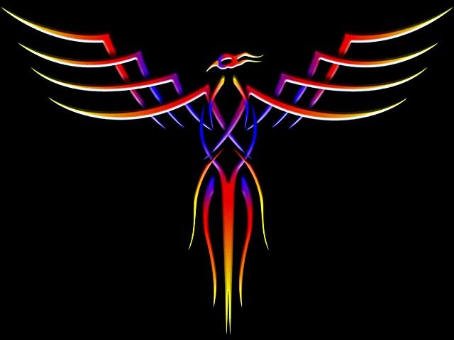 Phoenix Desktop Wallpaper by toddboy2001