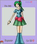 Pokemon 002: Ivysaur