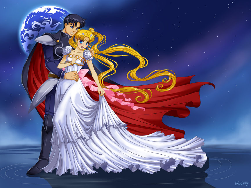 Prince and Princess by FallenMessiahX on DeviantArt