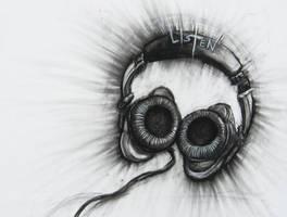 Listen by rainyXskyz