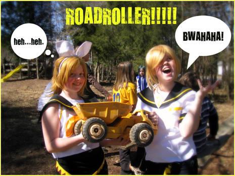 ROADROLLER-Rin and Len