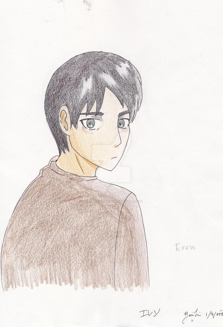 Eren by tsubasaflies12