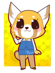 Retsuko by PPuddles