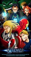 The Anime Avengers
