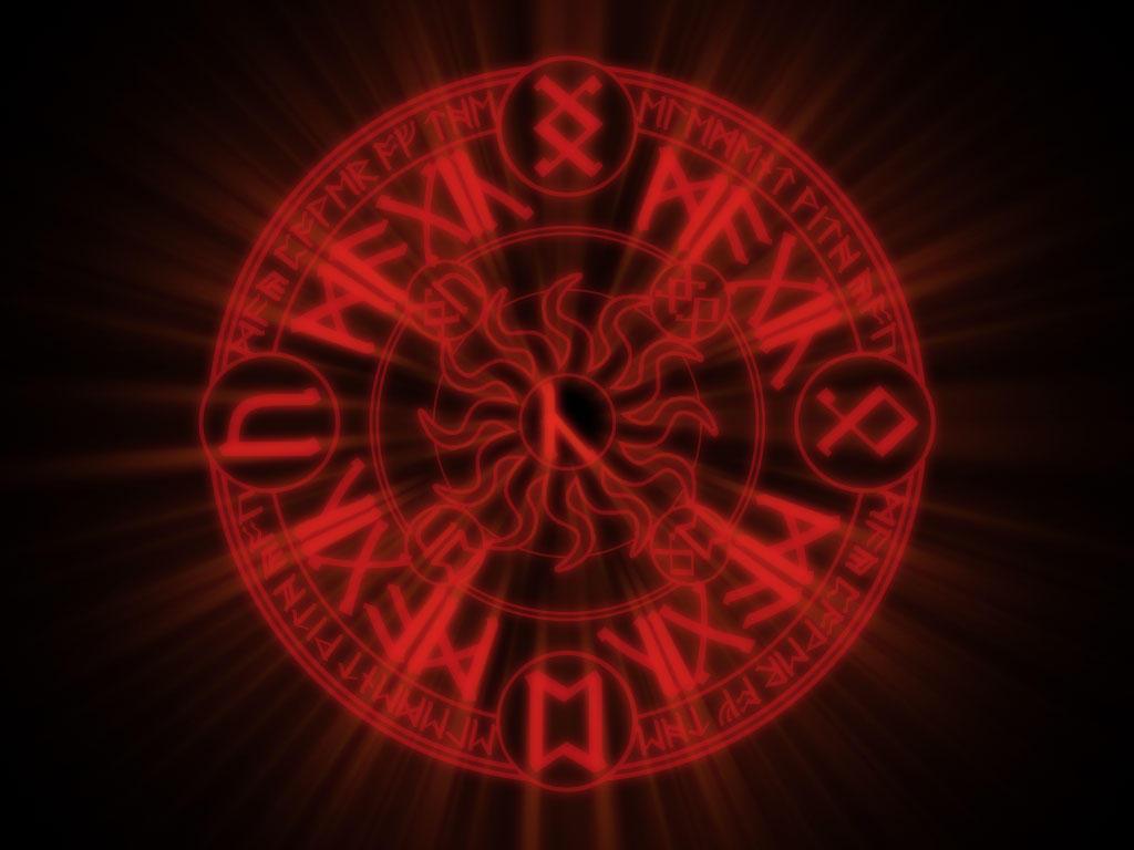 Rune Magic Circle by rosenkreuz on DeviantArt