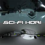 Sci Fi HDRI Set 1