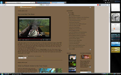 Bud the Spud Blog Screen Cap by sicklilmonky