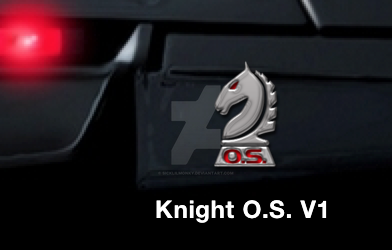 Knight O.S. Desktop Icon by sicklilmonky