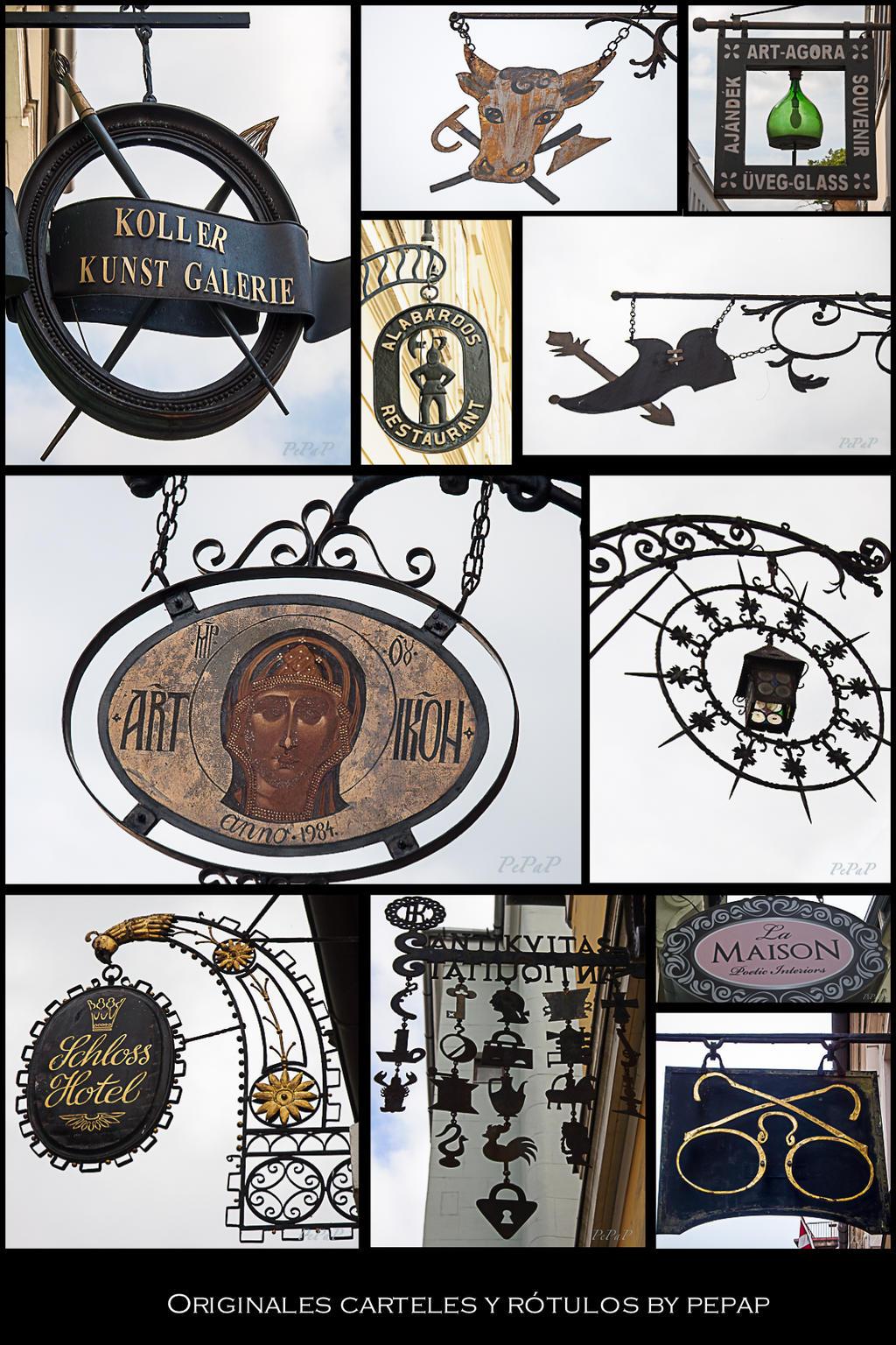 Originales carteles by pepap on deviantart - Carteles originales ...