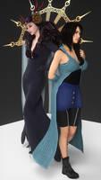Final Fantasy VIII models 5 of 5
