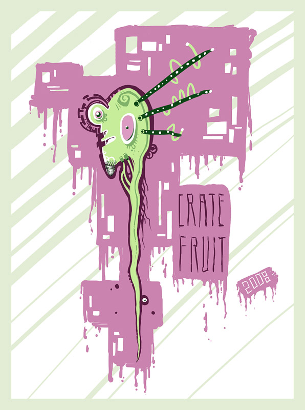 Greenfarbey by Cratefruit