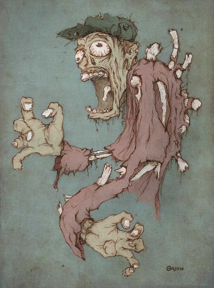 Zombie by Cratefruit