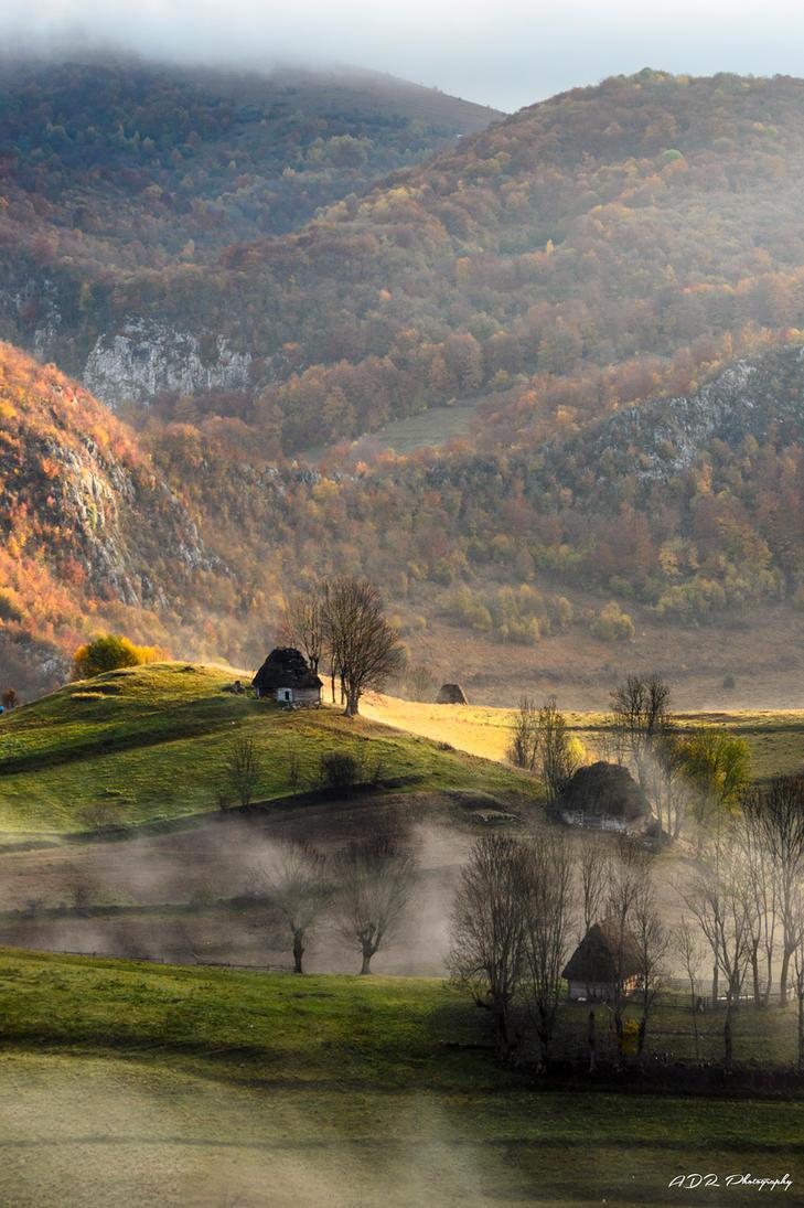 Autumn travels by trekking-triP