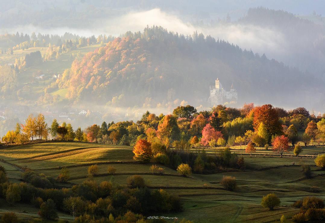 Morning autumn by trekking-triP