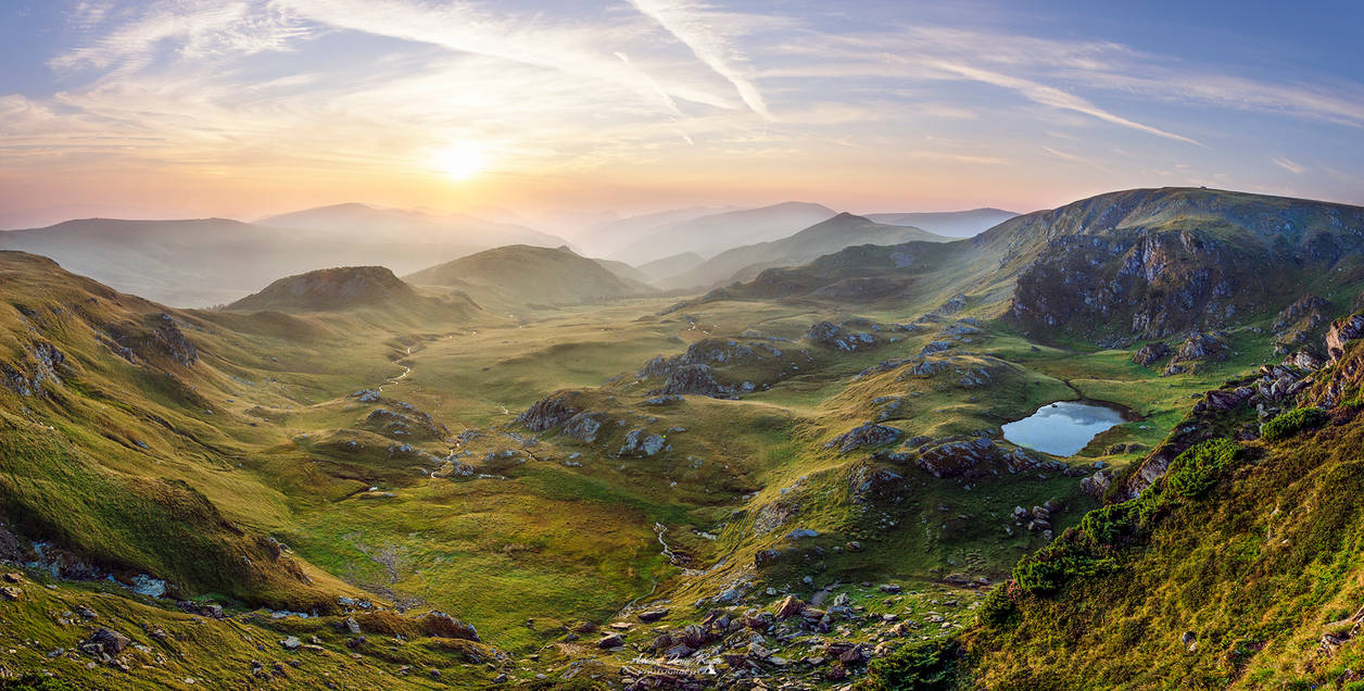 Transalpina view by trekking-triP