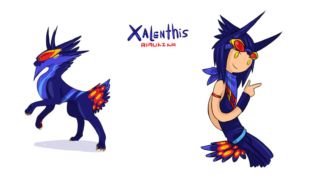 Xalenthis by Ask-Evin