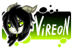 Vireon folder by DawnoftheBlueMoon