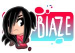 Folder Blaze by Ask-Evin