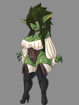 Janex the goblin