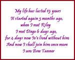 Bree Tanner Poem