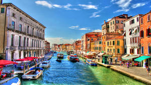 Venice HDR by zNowkid