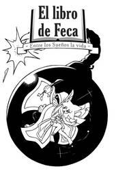 El Libro de Feca - Portada by Wharomaru-Zhamal