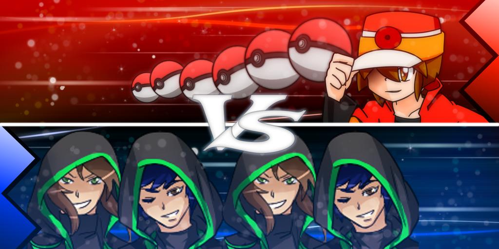 AA - Wharo vs Loschen Recruits by Wharomaru-Zhamal