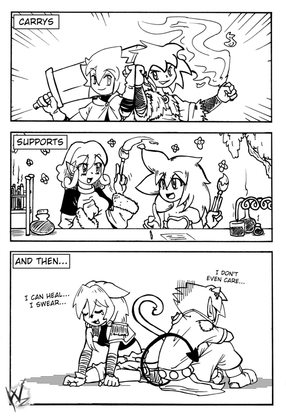 Gift - And then... by Wharomaru-Zhamal