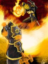 Reaching the Dark Alchemist by Masikit