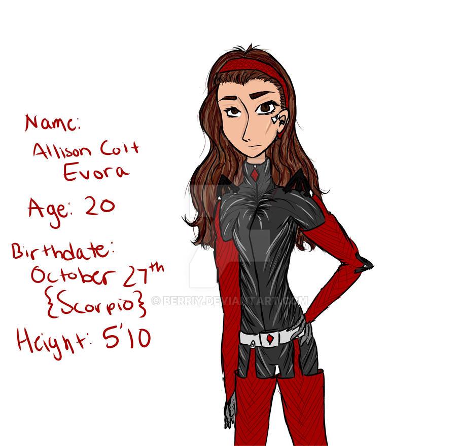 New Allison Ref by Berriy