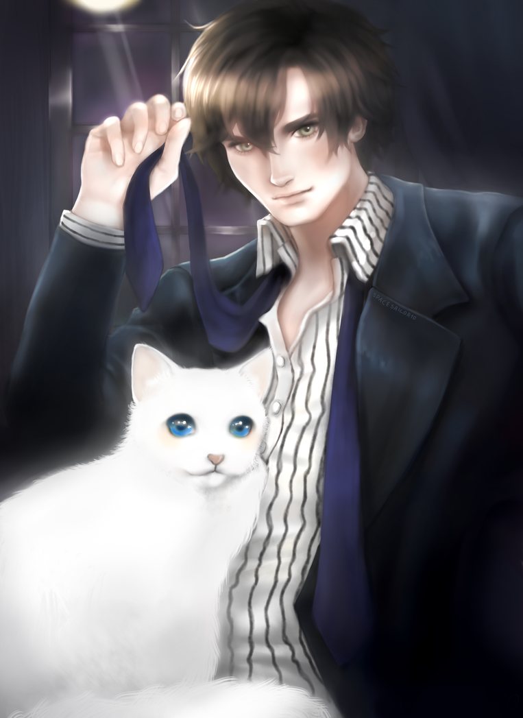 Jumin Mystic Messenger by spacesailor10
