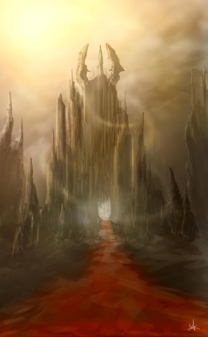 Soul Tower by Narandel