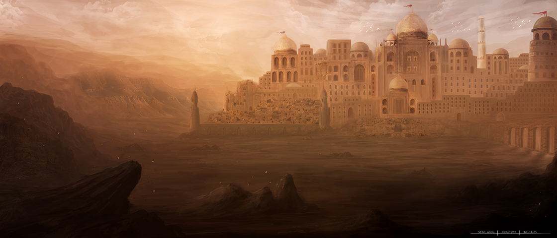 Year 821 A.D by Narandel