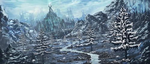 Frozen In Time by Narandel