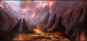 The Fiery Warpath