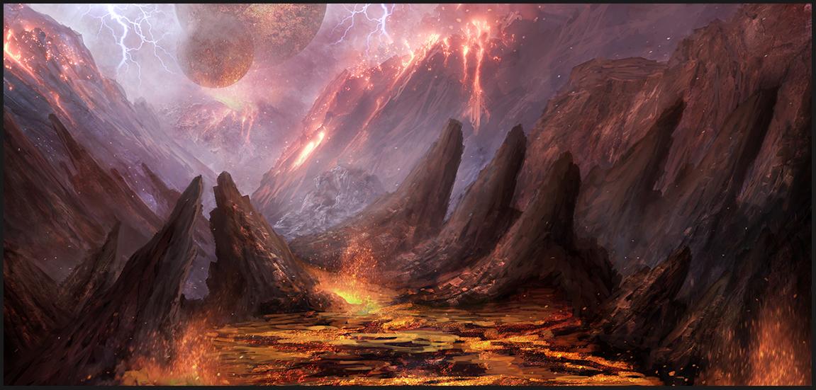The Fiery Warpath by Narandel