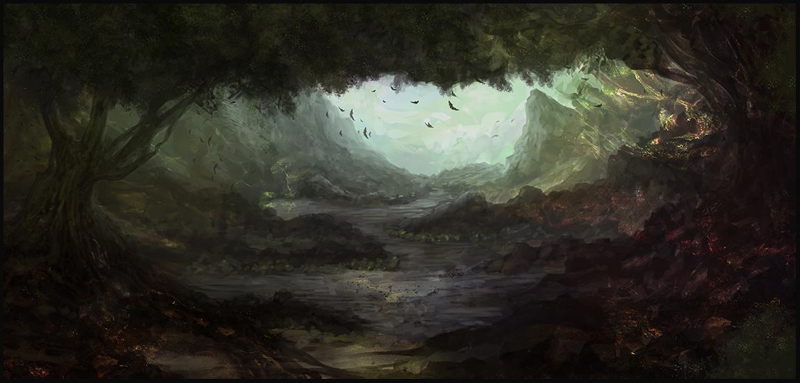 Forest Yonder by Narandel