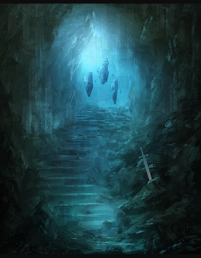 Templar's Path by Narandel