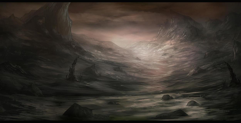 Rocky Environment by Narandel