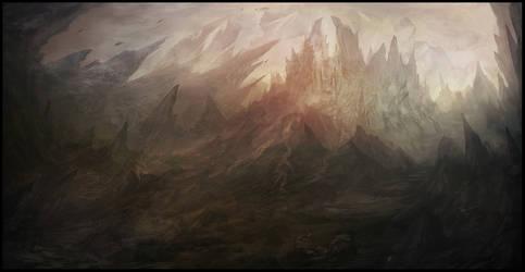Nightmare Canyon by Narandel