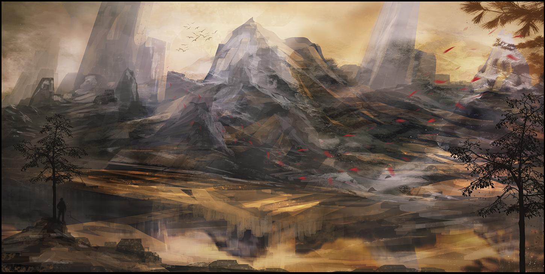 At The Break Of Dawn by Narandel