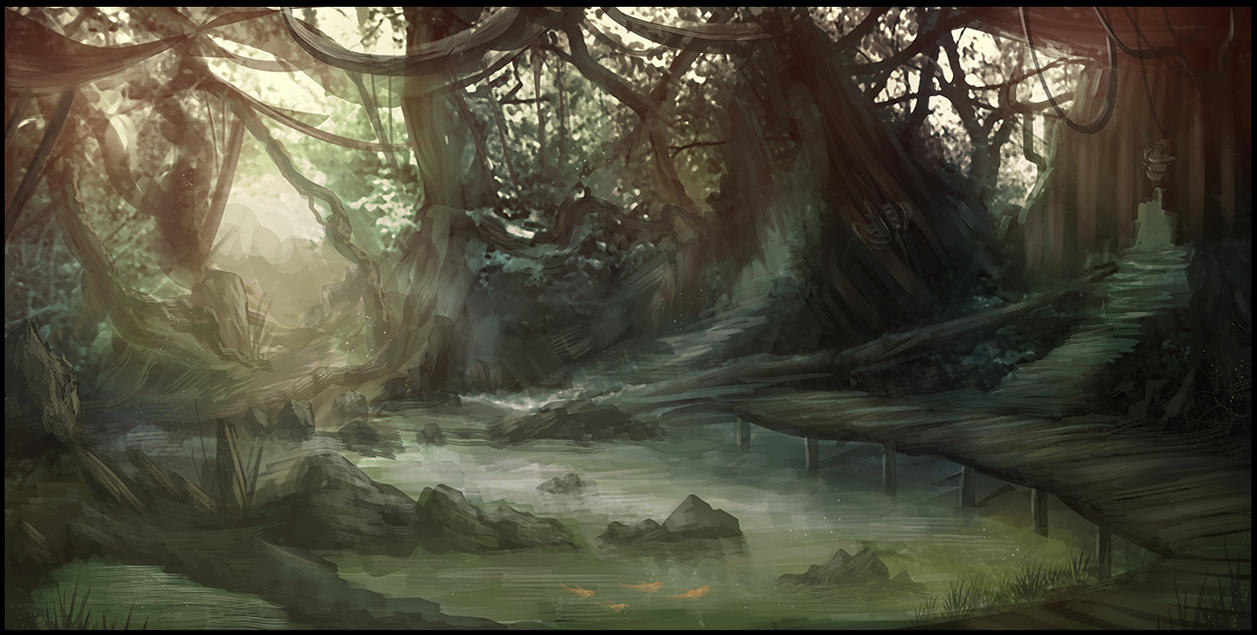 Forest Tribe by Narandel