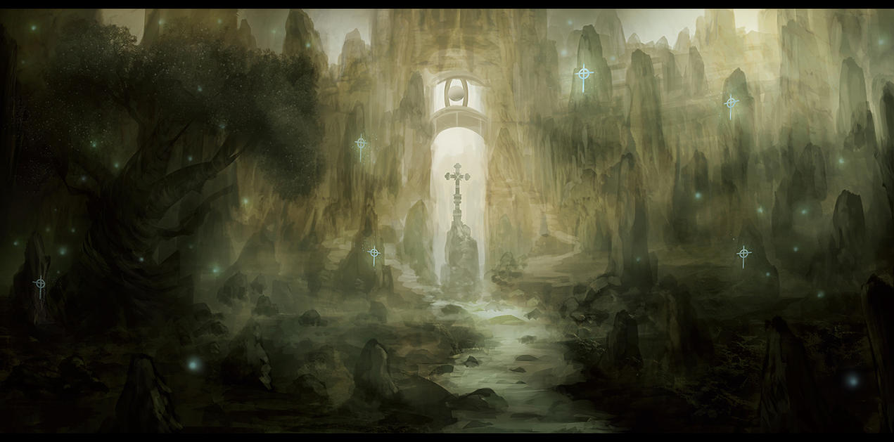 A Place Of Faith by Narandel