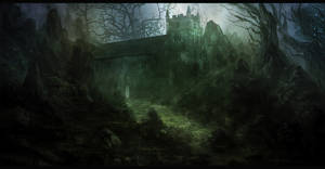 House Of Solitude by Narandel