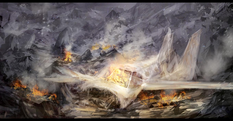 Crash Site by Narandel
