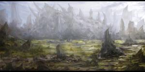 Dragonia Peak
