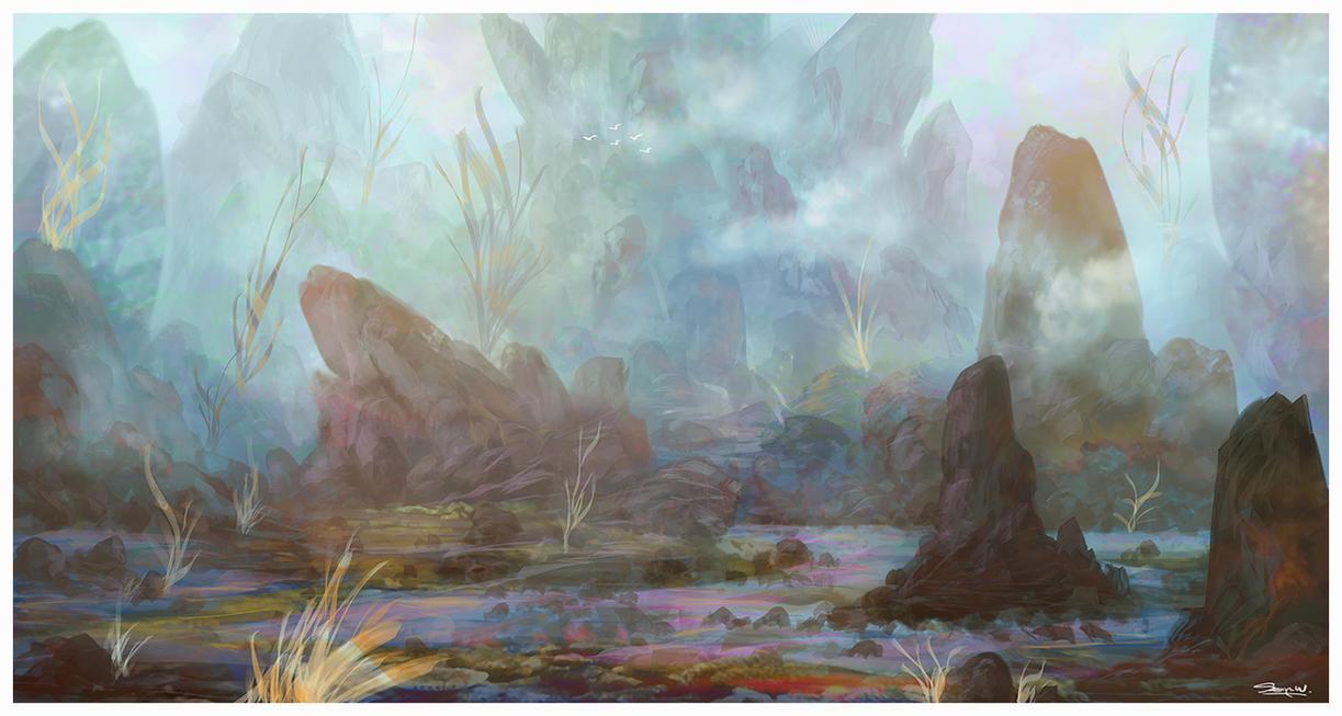 Tundra Shores by Narandel