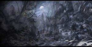 Winter's Grave by Narandel