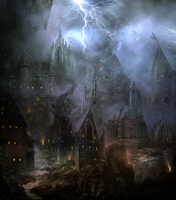 The Age Of Darkness by Narandel